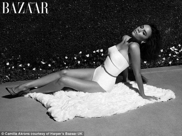 HARPER'S BAZAAR UK - MAY 2012