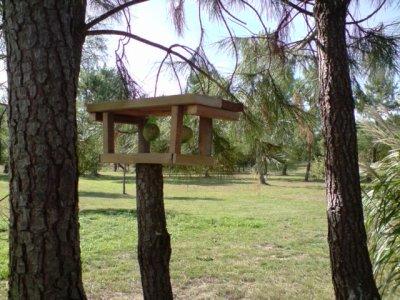 l abri pour les oiseaux construction de notre maison ossature bois. Black Bedroom Furniture Sets. Home Design Ideas